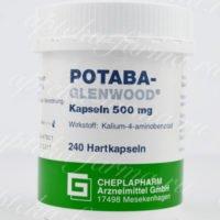 Парааминобензоат: лечение болезни пейрони без операции